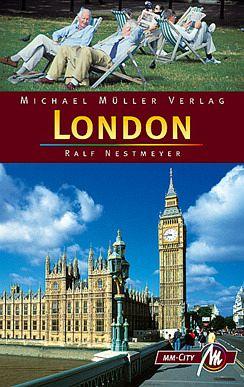 London - Reisehandbuch mit vielen praktischen Tipps. - Nestmeyer, Ralf