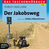 Der Jakobsweg, 4 Audio-CDs