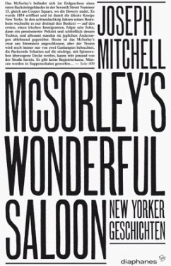 McSorley´s Wonderful Saloon