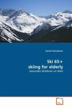 Ski 65+ skiing for elderly