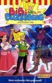 Bibi Blocksberg und Piraten-Lilly / Bibi Blocksberg Bd.101 (1 Cassette)