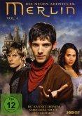 Merlin: Die neuen Abenteuer - Staffel 2.2 (Vol. 4) DVD-Box