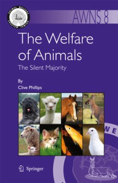 The Welfare of Animals - Phillips, Clive