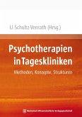 Psychotherapien in Tageskliniken
