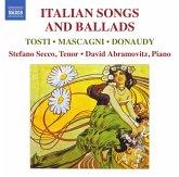 Italienische Lieder Und Balladen