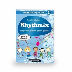Rhythmix, m. Audio-CD