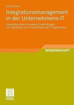 Ganzheitliches Integrationsmanagement in der Un...