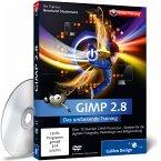 GIMP 2.8, DVD-ROM