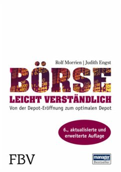 Börse leicht verständlich - Morrien, Rolf; Engst, Judith