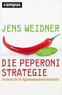 Die Peperoni-Strategie - Weidner, Jens