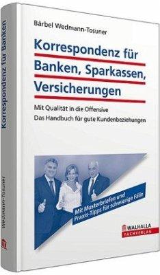 Korrespondenz für Banken, Sparkassen, Versicher...