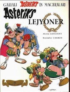 Asteriks Lejyoner - Uderzo, Albert; Goscinny, Rene