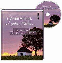 Guten Abend, gute Nacht ..., Buch u. Audio-CD