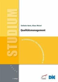 Qualitätsmanagement - Hartz, Stefanie; Meisel, Klaus