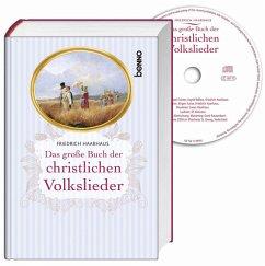 Das große Buch der christlichen Volkslieder, m. Audio-CD