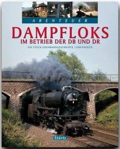 Dampfloks im Betrieb der DB und DR