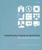 Entwurfslehre im Bachelor Architektur