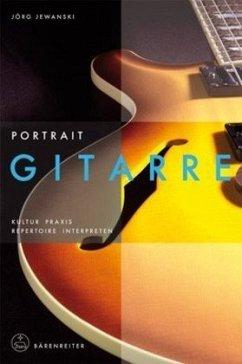 Portrait Gitarre