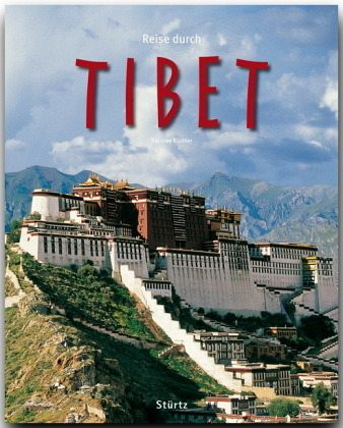 Reise durch Tibet - Küchler, Kai-Uwe