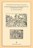 Ikonographisches Repertorium zu den Metamorphosen des Ovid I.1