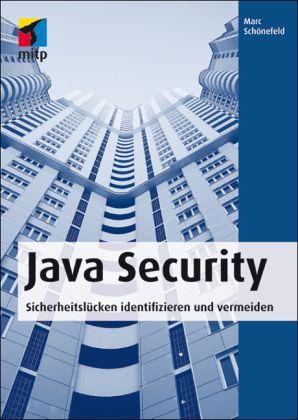 Java Security - Schönefeld, Marc