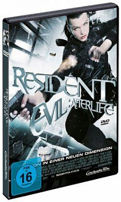 Resident Evil - Afterlife Einzel-DVD - Diverse