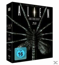 Alien Anthology Box BLU-RAY Box