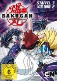 Bakugan - Spieler des Schicksals (Staffel 03, Vol. 02)