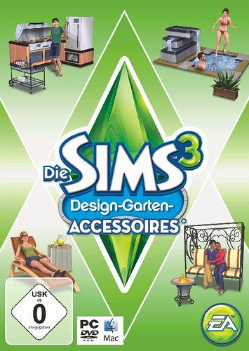die sims 3 design garten accessoires spiel. Black Bedroom Furniture Sets. Home Design Ideas