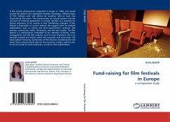 Fund-raising for film festivals in Europe
