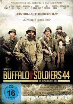 Buffalo Soldiers '44 - Das Wunder von St. Anna - Turturro,John/Gordon-Levitt,Joseph