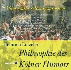 Philosopie des Kölner Humors, 1 Audio-CD