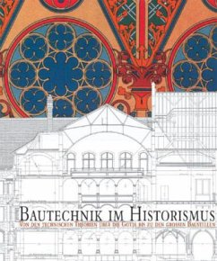 Bautechnik des Historismus