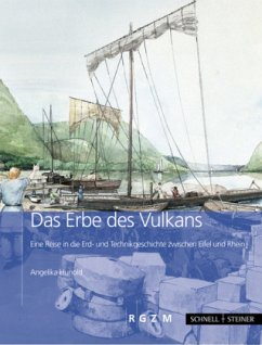 Das Erbe des Vulkans - Hunold, Angelika