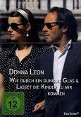 Donna Leon: Wie durch ein dunkles Glas / Lasset die Kinder zu mir kommen - 2 Disc DVD