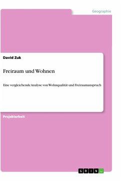 Freiraum und Wohnen - Zuk, David