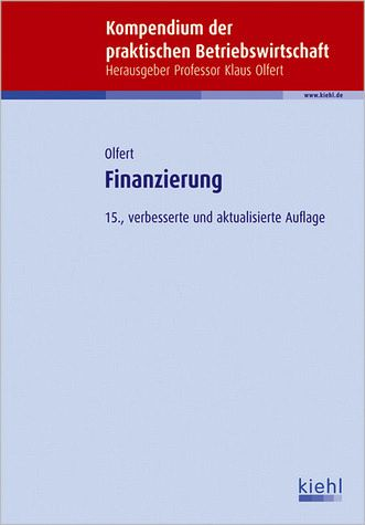 Finanzierung - Klaus Olfert