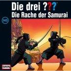 Die Rache der Samurai / Die drei Fragezeichen - Hörbuch Bd.145 (1 Audio-CD)