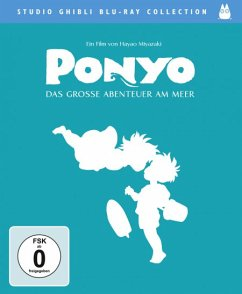 Ponyo - Das große Abenteuer am Meer (Special Ed...