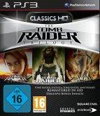 Tomb Raider Trilogy (PlayStation 3)