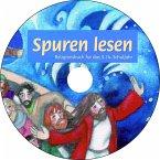 3./4. Schuljahr, Audio-CD / Spuren Lesen, Grundschule