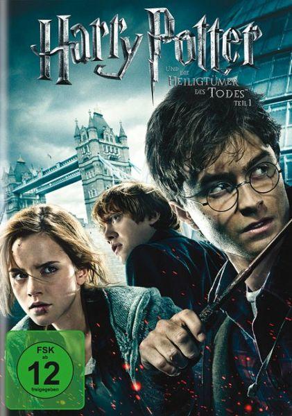 Harry Potter Und Die Heiligtumer Des Todes Teil 1 1 Dvd Auf Dvd Portofrei Bei Bucher De