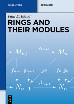 Rings and Their Modules - Bland, Paul E.
