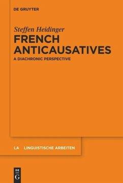 French anticausatives - Heidinger, Steffen