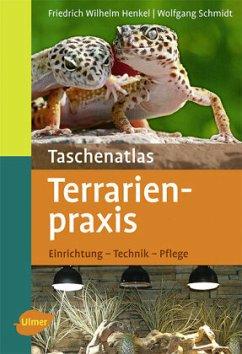 Taschenatlas Terrarienpraxis - Schmidt, Wolfgang
