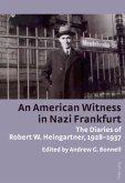 An American Witness in Nazi Frankfurt