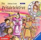 Der Schwur des Samurai / Die Zeitdetektive Bd.21 (CD)