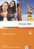 Orange Line. Vokabeltraining aktiv Teil 4 (4. Lehrjahr)