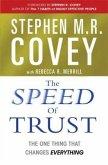 The Speed of Trust\Schnelligkeit durch Vertrauen, englische Ausgabe