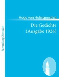 Die Gedichte (Ausgabe 1924)